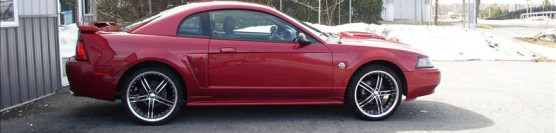 2004 Ford Mustang GT – After