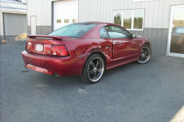2004 Ford Mustang GT – Before
